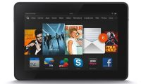 Amazon Kindle Fire HDX apps