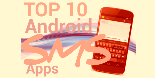 Top 10 Best Android SMS Apps