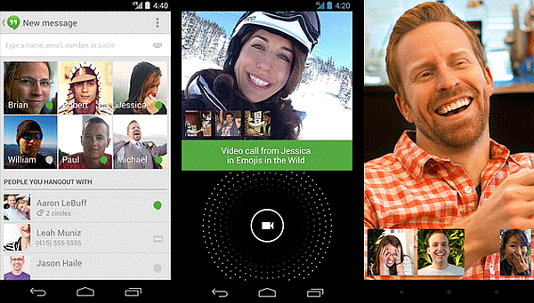 Best 5 Video Chat Apps For Android 2014