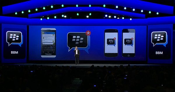 BlackBerry-BBM-App