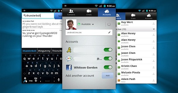 free imo messenger download