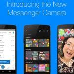 Facebook Messenger's New Camera App