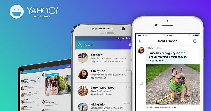 Yahoo to Launch New Messaging Apps