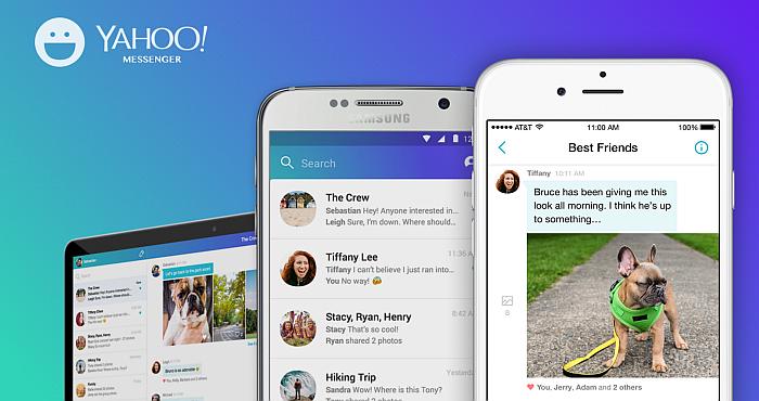 yahoo-messenger-apps
